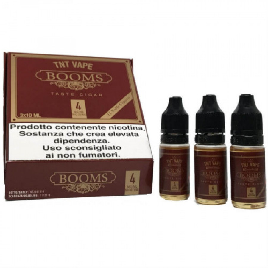 Booms (Bundle - 3x10ml)