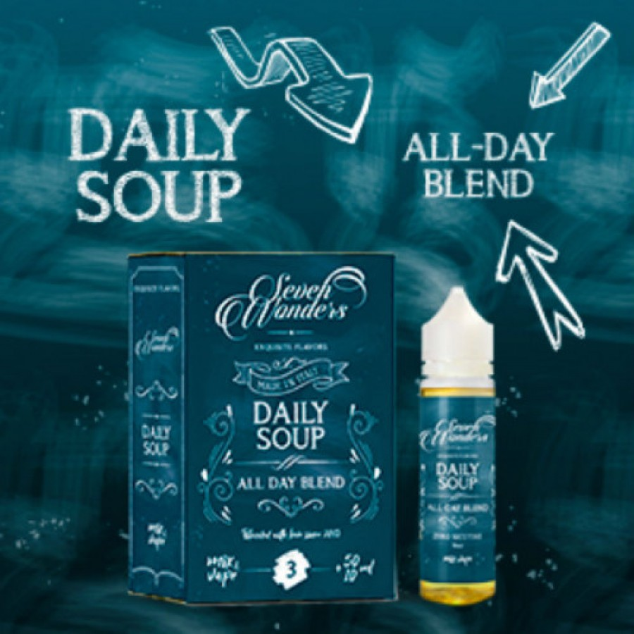 Daily Soup - Mix&Vape 60 ml