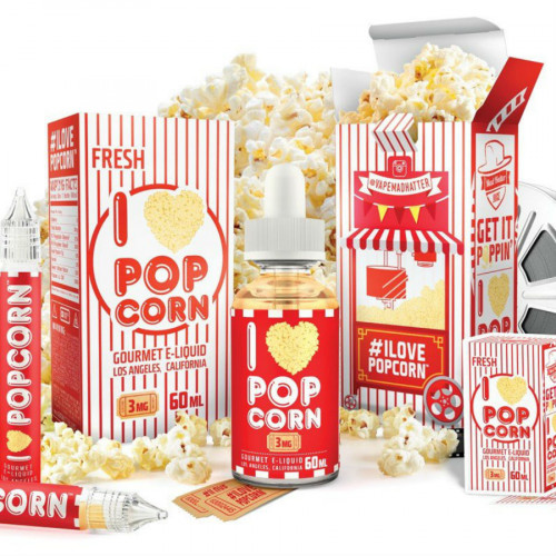 I Love Popcorn Shake&Vape