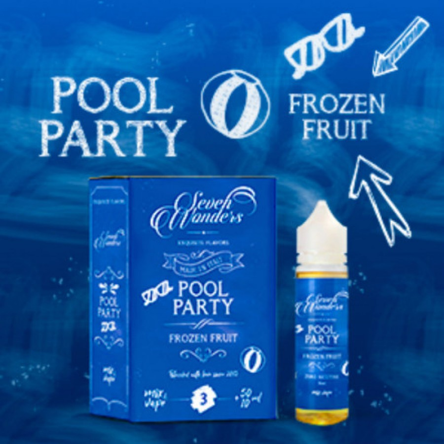 Pool Party - Mix&Vape 60 ml