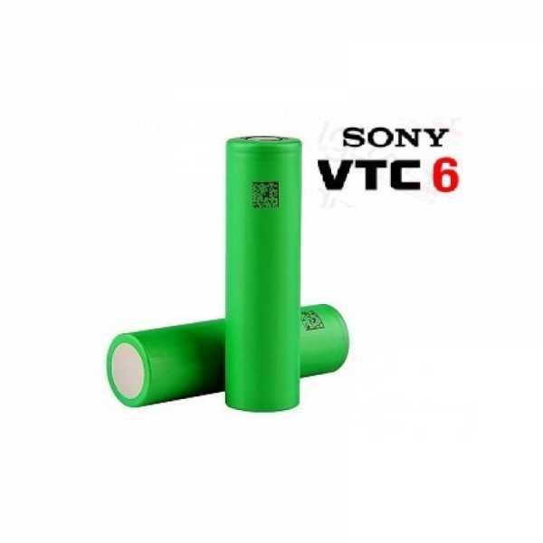 18650 VTC6 3000mAh 30A