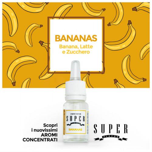 Aroma Bananas 10ml