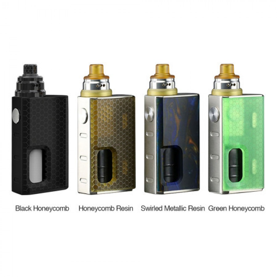 Wismec - Luxotic BF Kit with Tobhino RDA