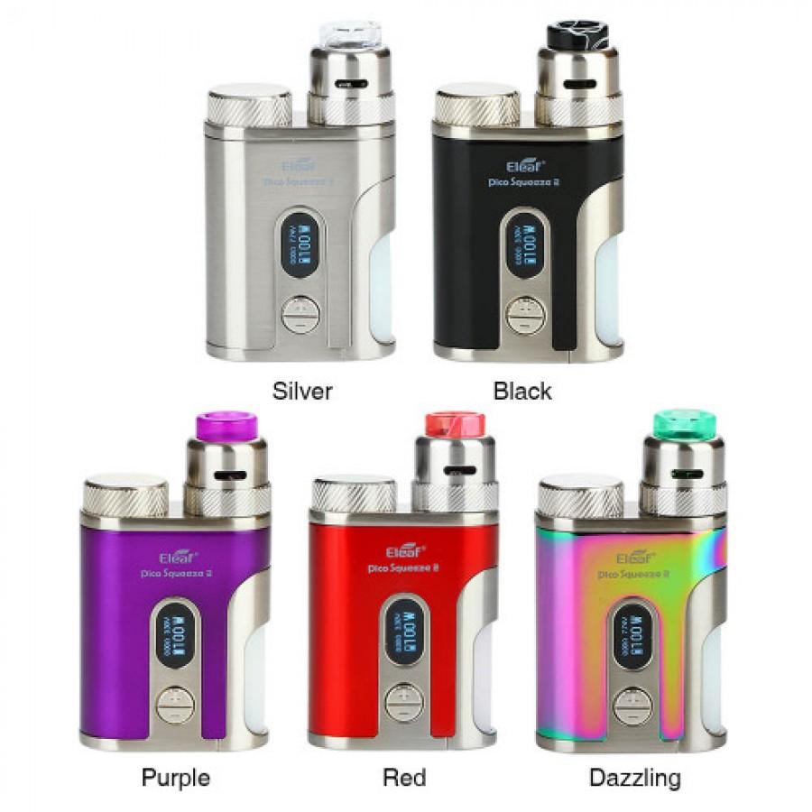 Eleaf - iStick Pico Squeeze 2 100W Squonk Kit