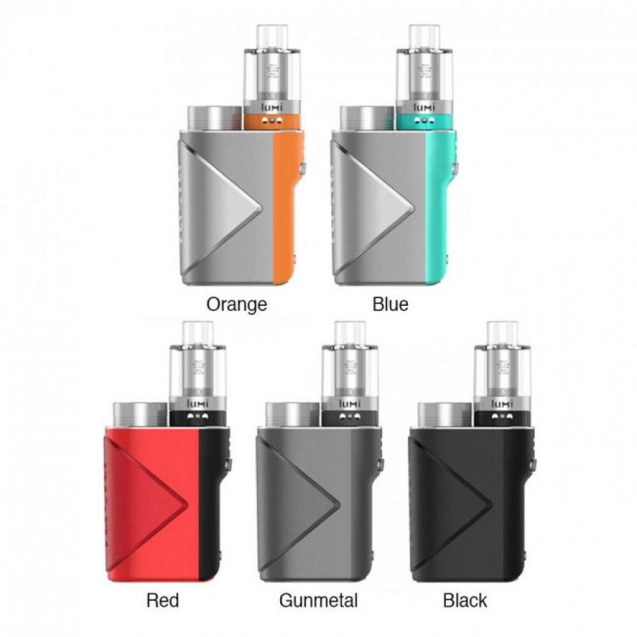 Geekvape - Lucid 80W TC Kit with Lumi