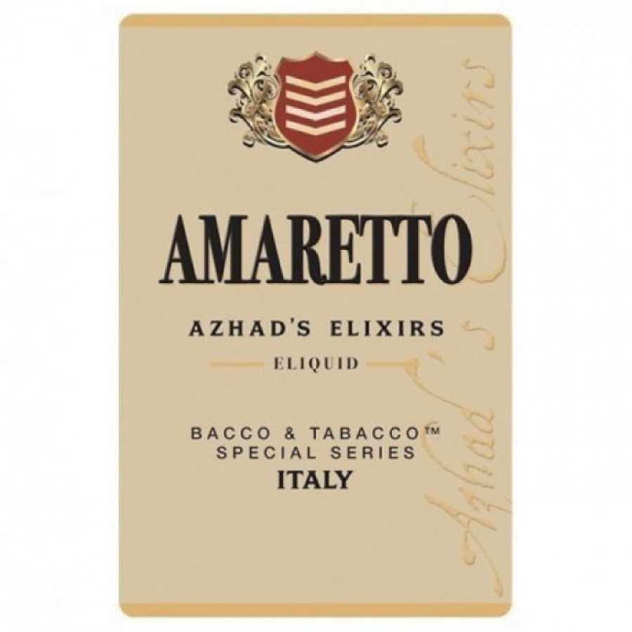 Azhad Aroma Scomposto 20ml Amaretto