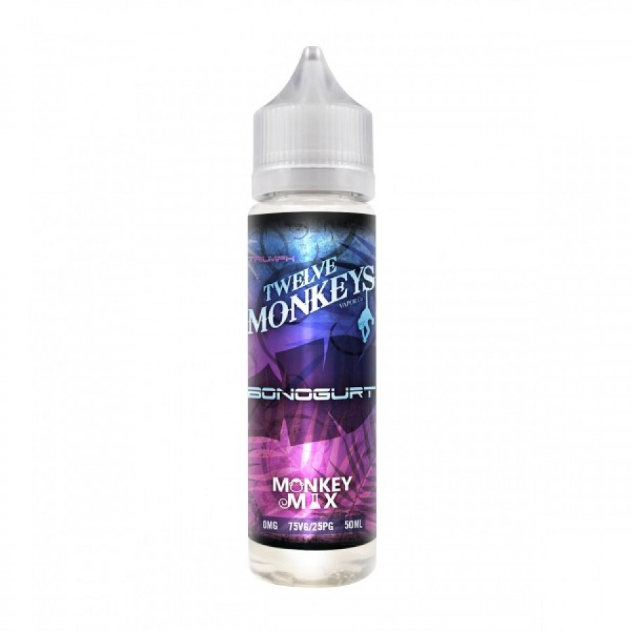 Twelve Monkeys - Bonogurt 50ML