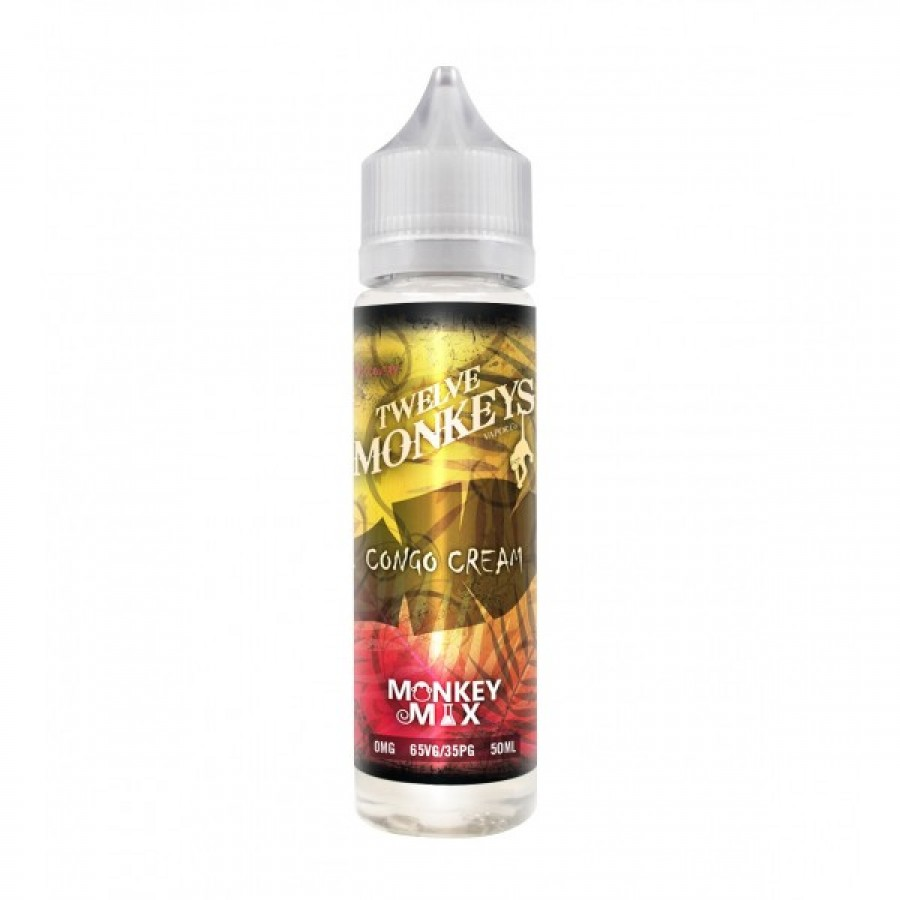 Twelve Monkeys - Congo Cream 50ML