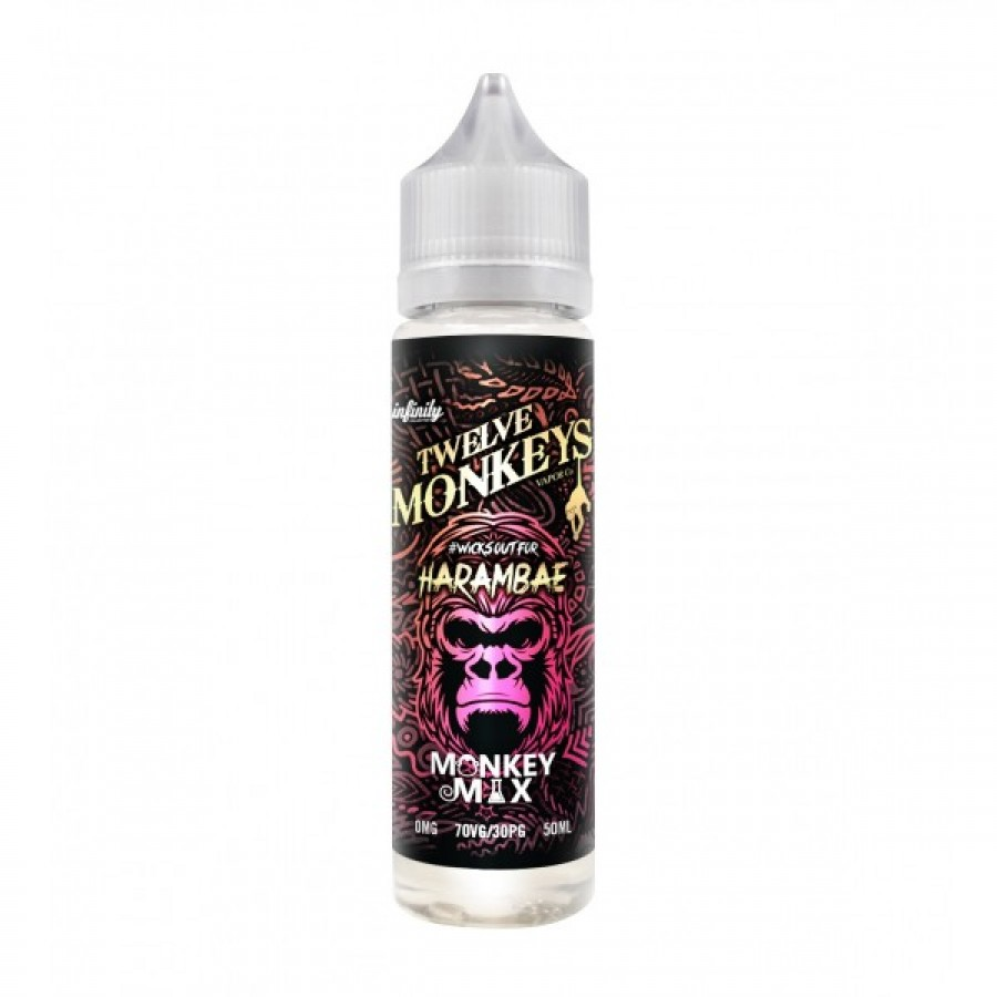 Twelve Monkeys - Harambe 50ML