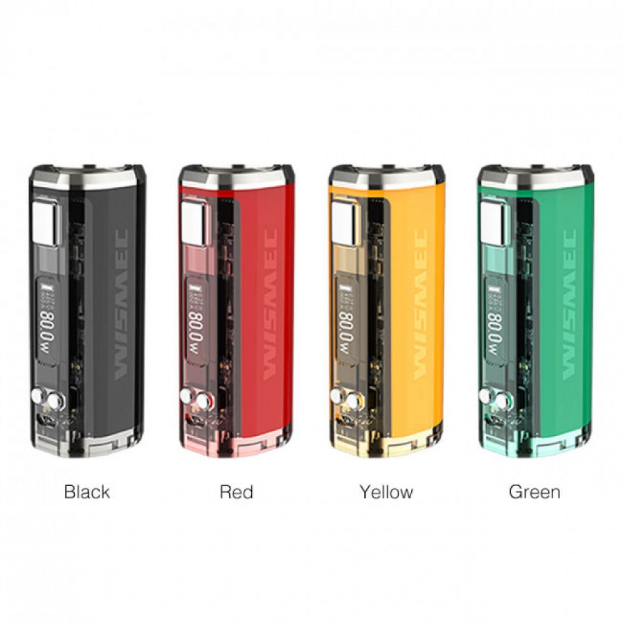 WISMEC - Sinuous V80 TC Box Mod