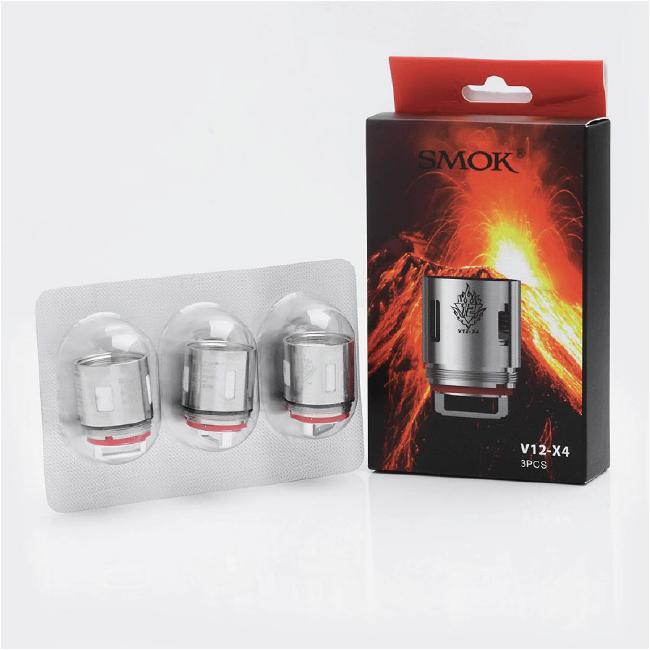 Smok Resistenza TFV12 V12-X4 (confezione 3 pezzi)