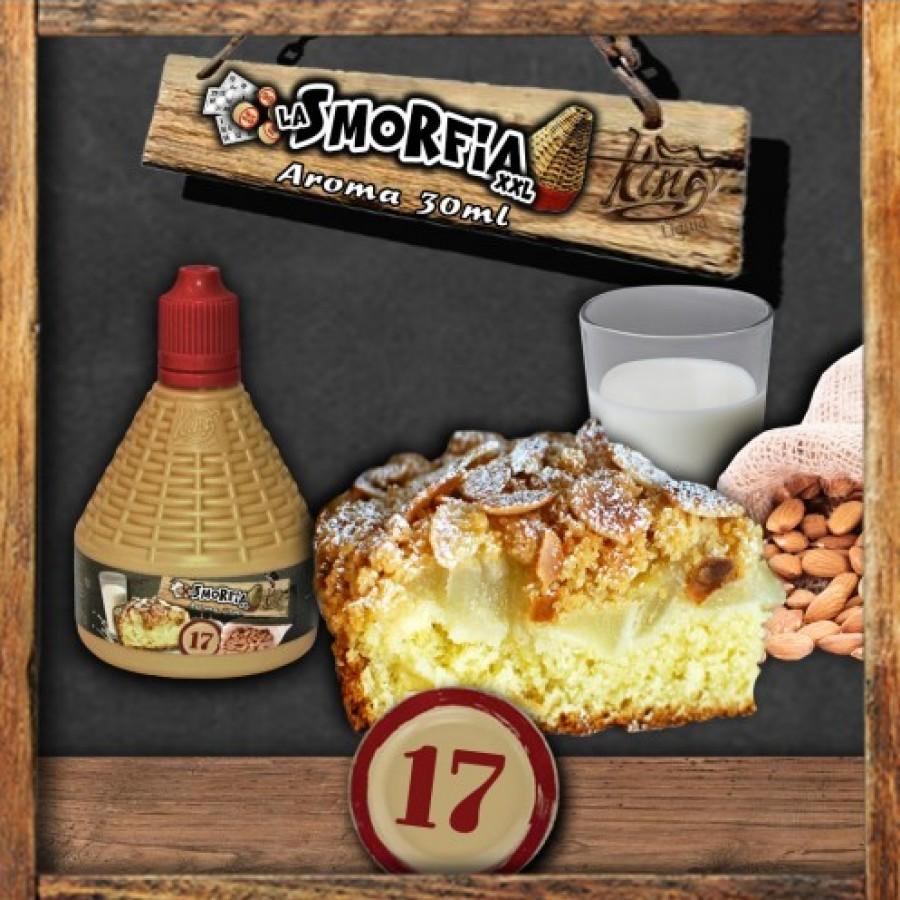 LA SMORFIA XXL - N.17 - Aroma Mix&Go - 30 ml