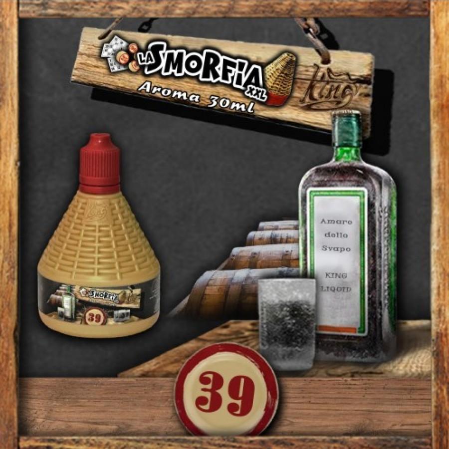 LA SMORFIA XXL - N.39 - Aroma Mix&Go - 30 ml