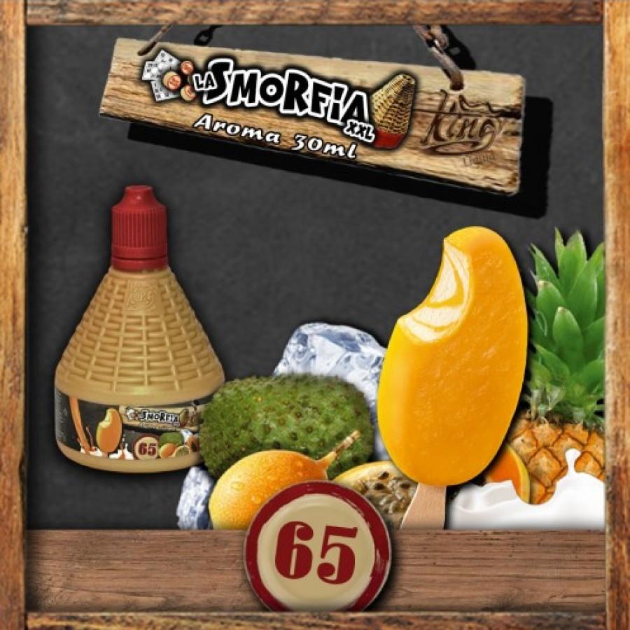 LA SMORFIA XXL - N.65 - Aroma Mix&Go - 30 ml