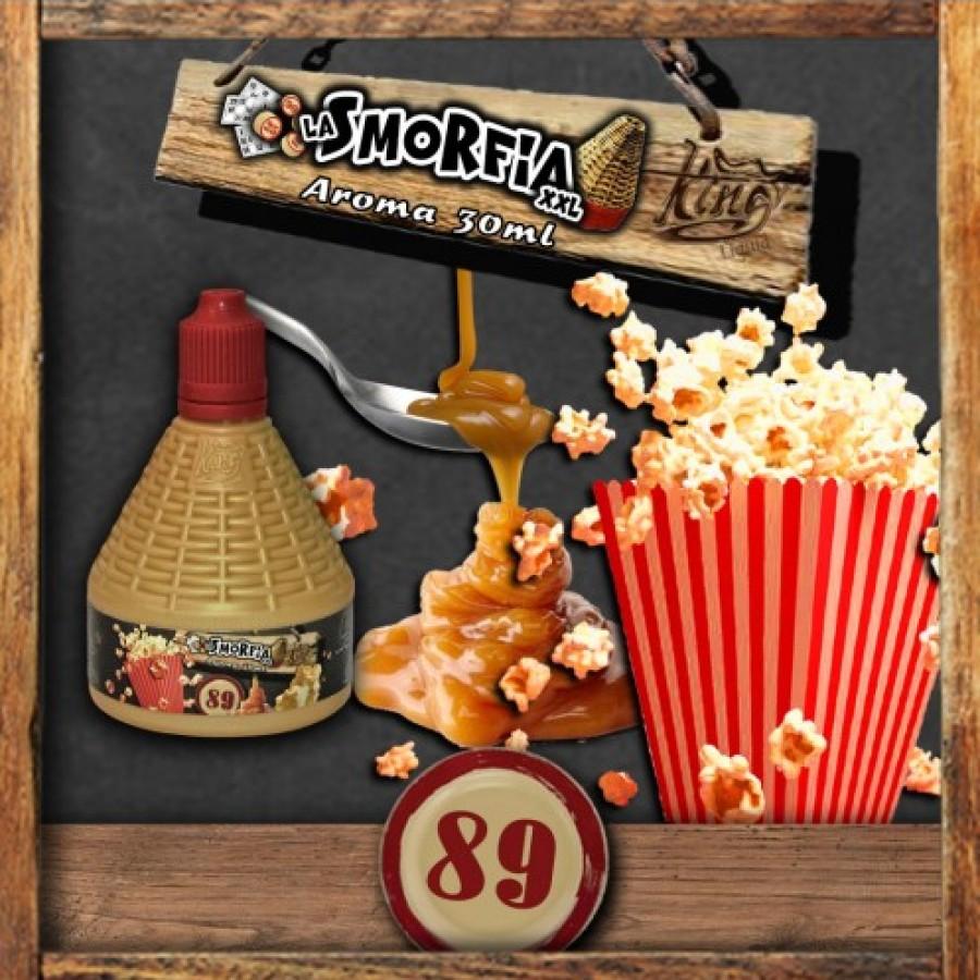 LA SMORFIA XXL - N.89 - Aroma Mix&Go - 30 ml