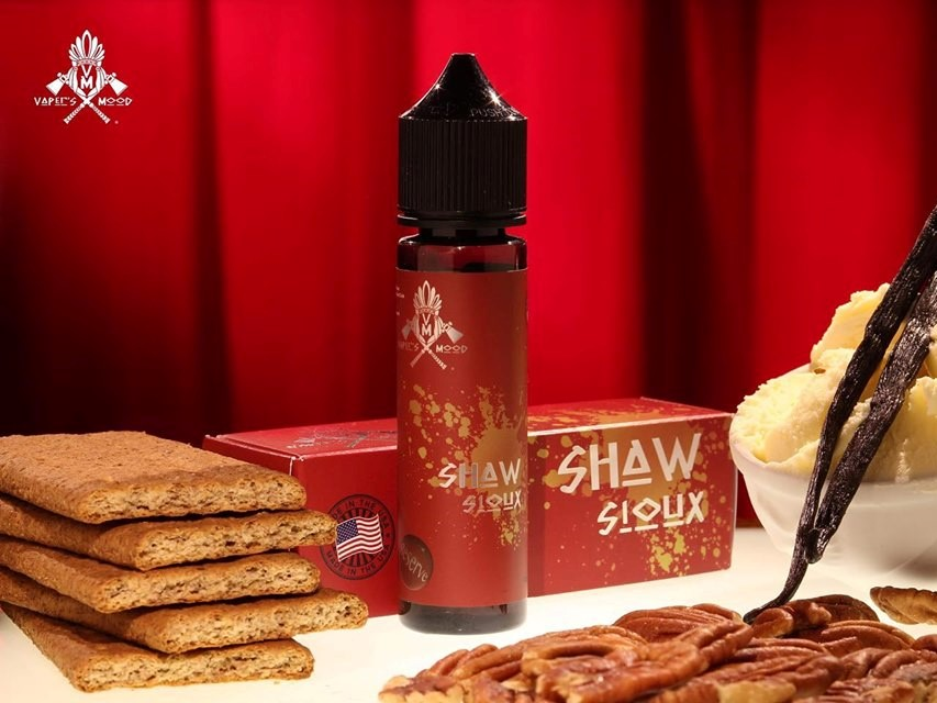 Vaper's Mood - Shaw Sioux 50ml Mix Series