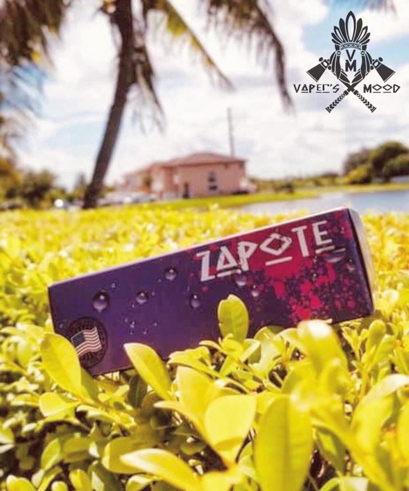Vaper's Mood - Zapote 50ml Mix Series
