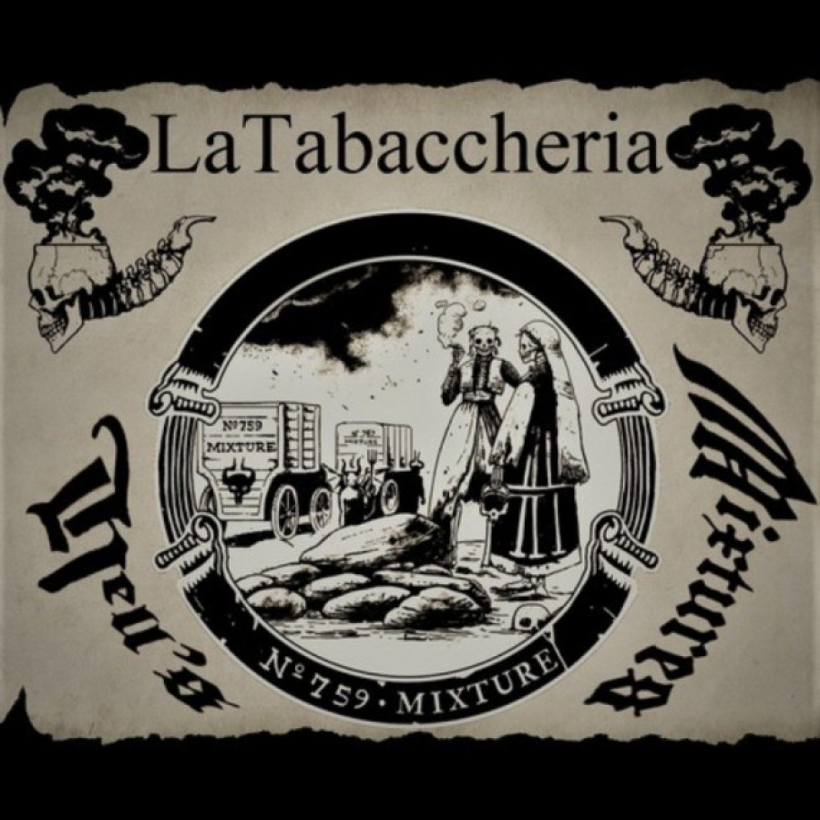 La Tabaccheria - N.759 Mixture 10ml