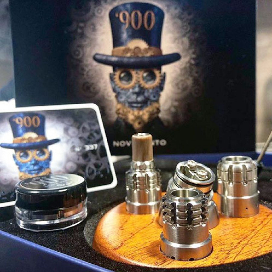 The Vaping Gentleman Club - 900 (Novecento) BF MTL