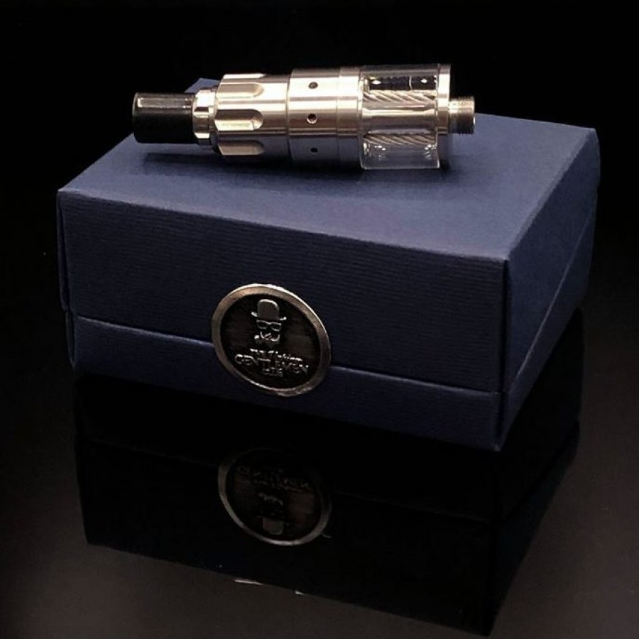 The Vaping Gentleman Club - Barrel Kit per 900