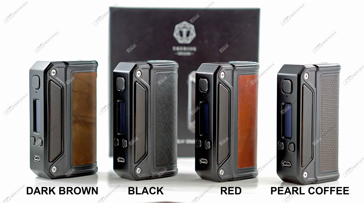 Lost Vape - Therion 166 DNA 250