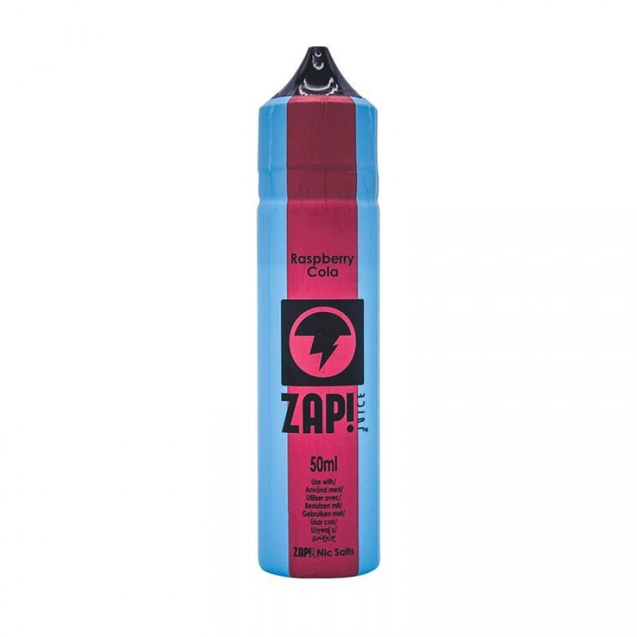 Raspberry Cola 50ML – ZAP