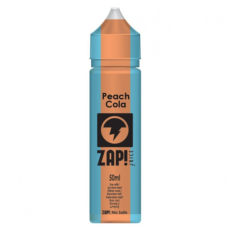 Peach Cola 50ML – ZAP