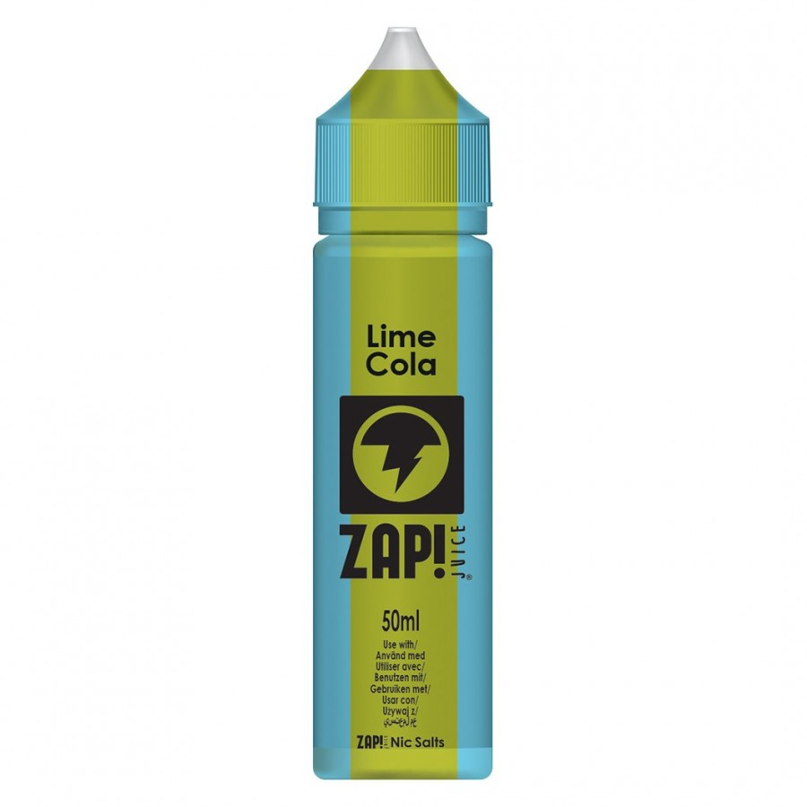 Lime Cola 50ML – ZAP