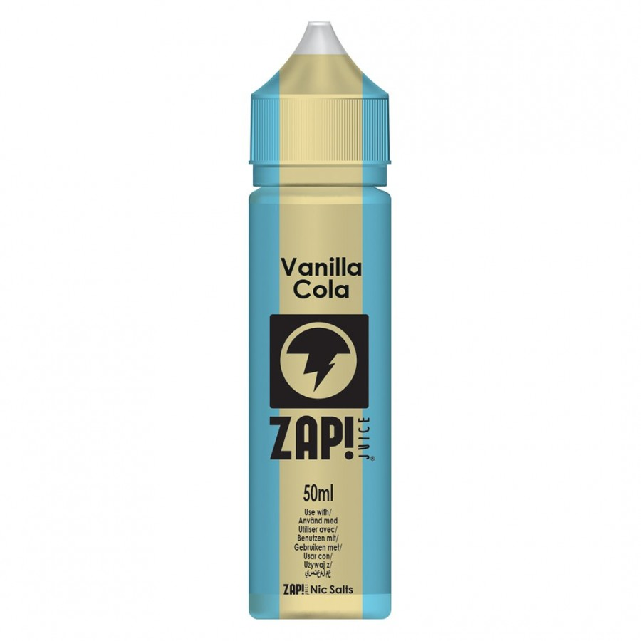 Vanilla Cola 50ML – ZAP