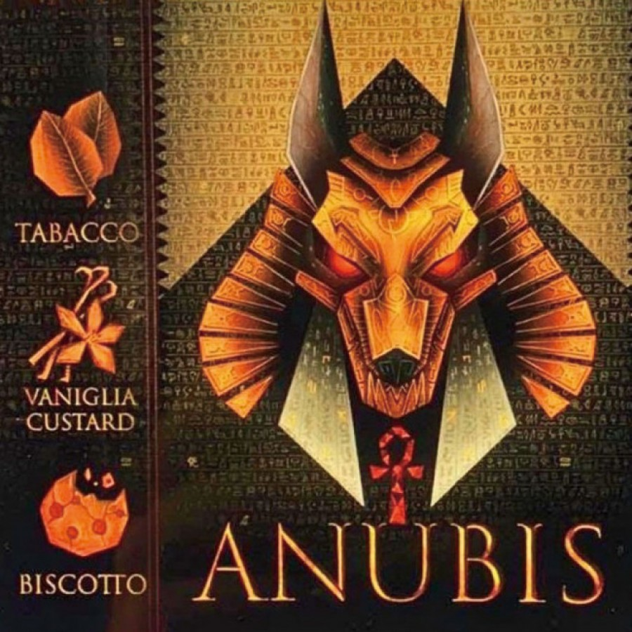 Ls Project Scomposto 20ml - Elite Edition - Anubis