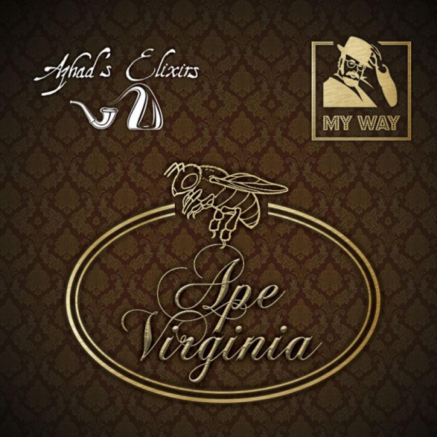 Azhad's Elixirs - Aroma Ape Virginia 10ml