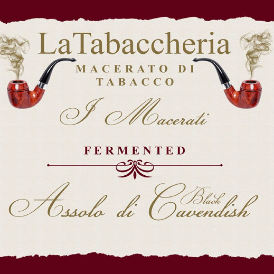 La Tabaccheria - Macerati - Assolo di Black Cavendish 10ml