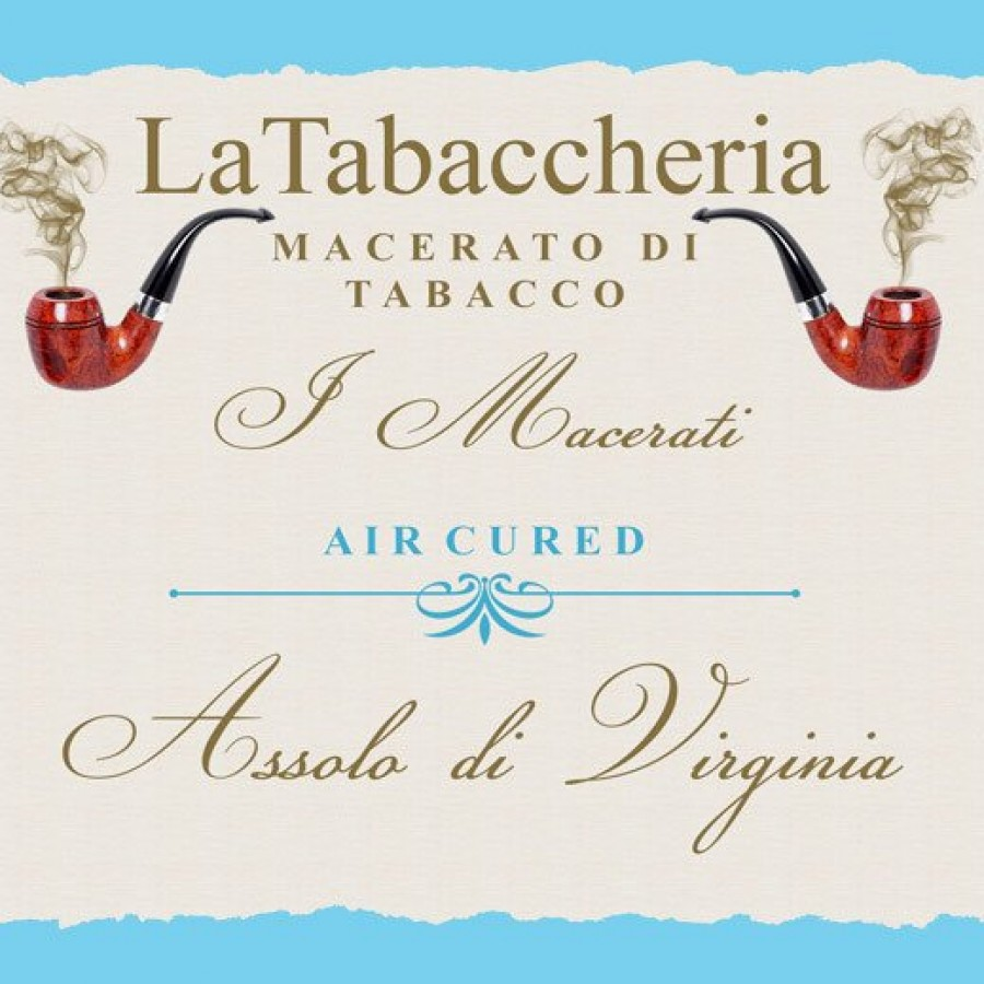 La Tabaccheria - Macerati - Assolo di Virginia 10ml