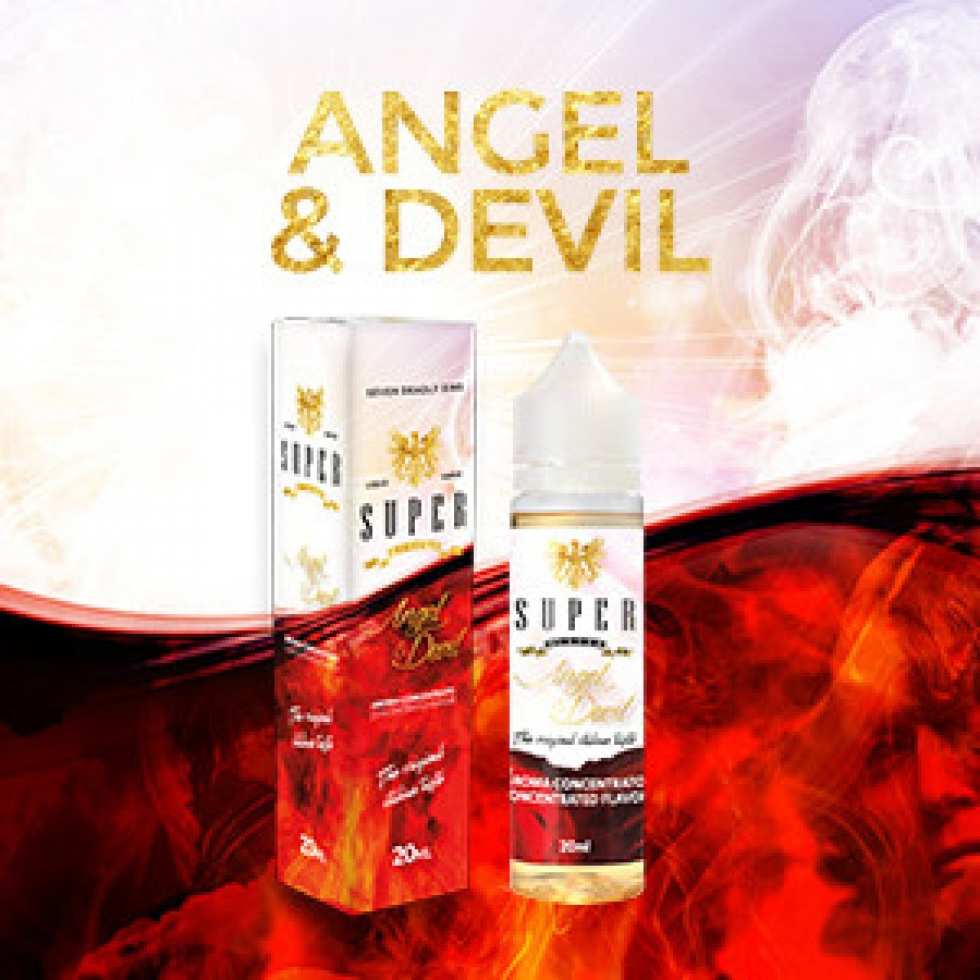 Super Flavor Concentrato 20ml - Angel & Devil
