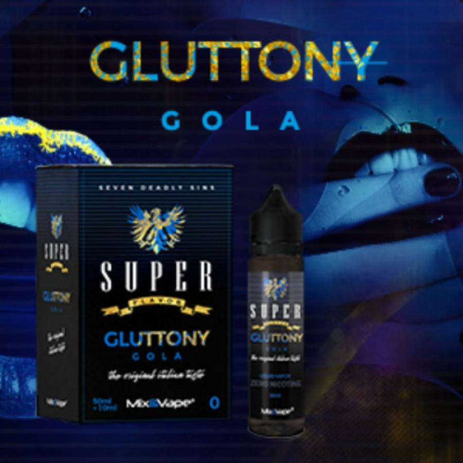 Gluttony 60ml
