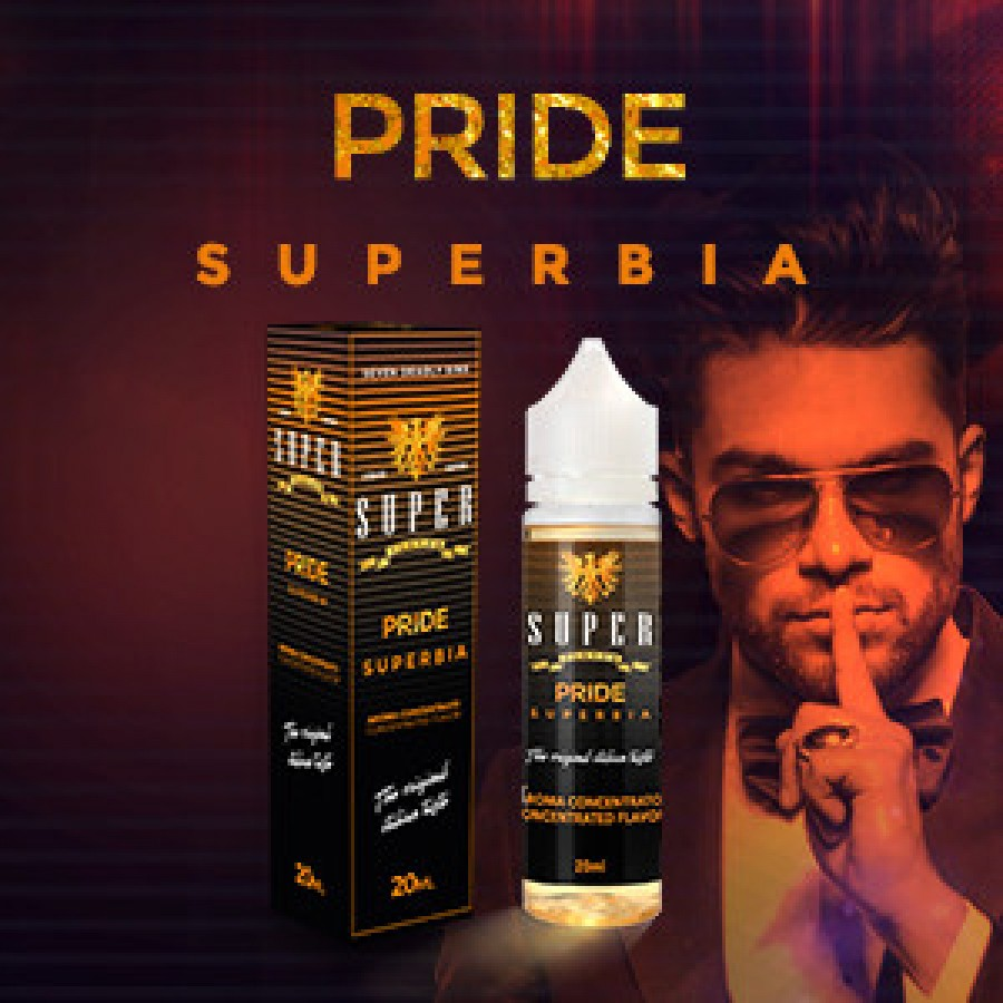 Super Flavor Concentrato 20ml - Pride