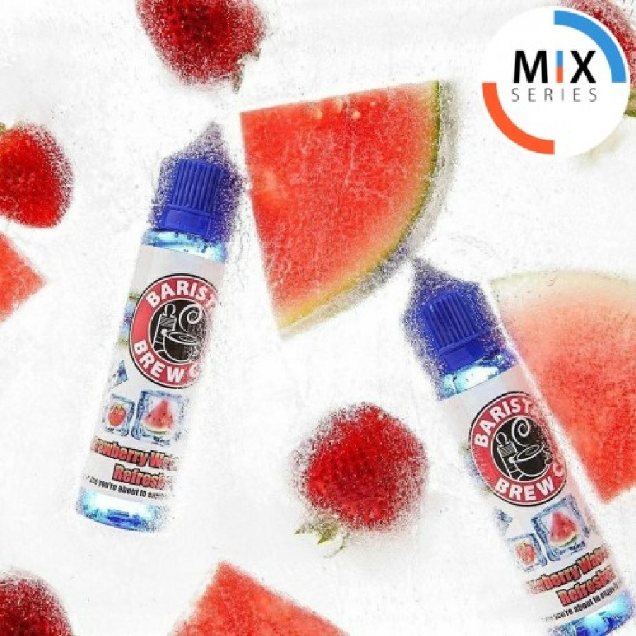 Frozen Strawberry Watermelon Refresher 60ml