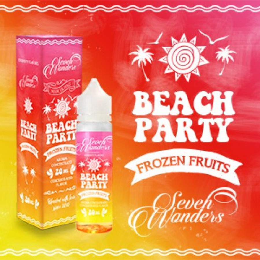 Seven Wonders Concentrato 20ml - Beach Party