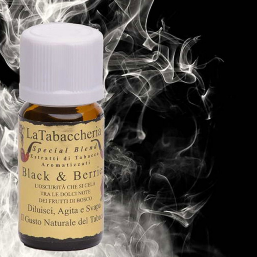 La Tabaccheria - Special Blend - Black & Berries