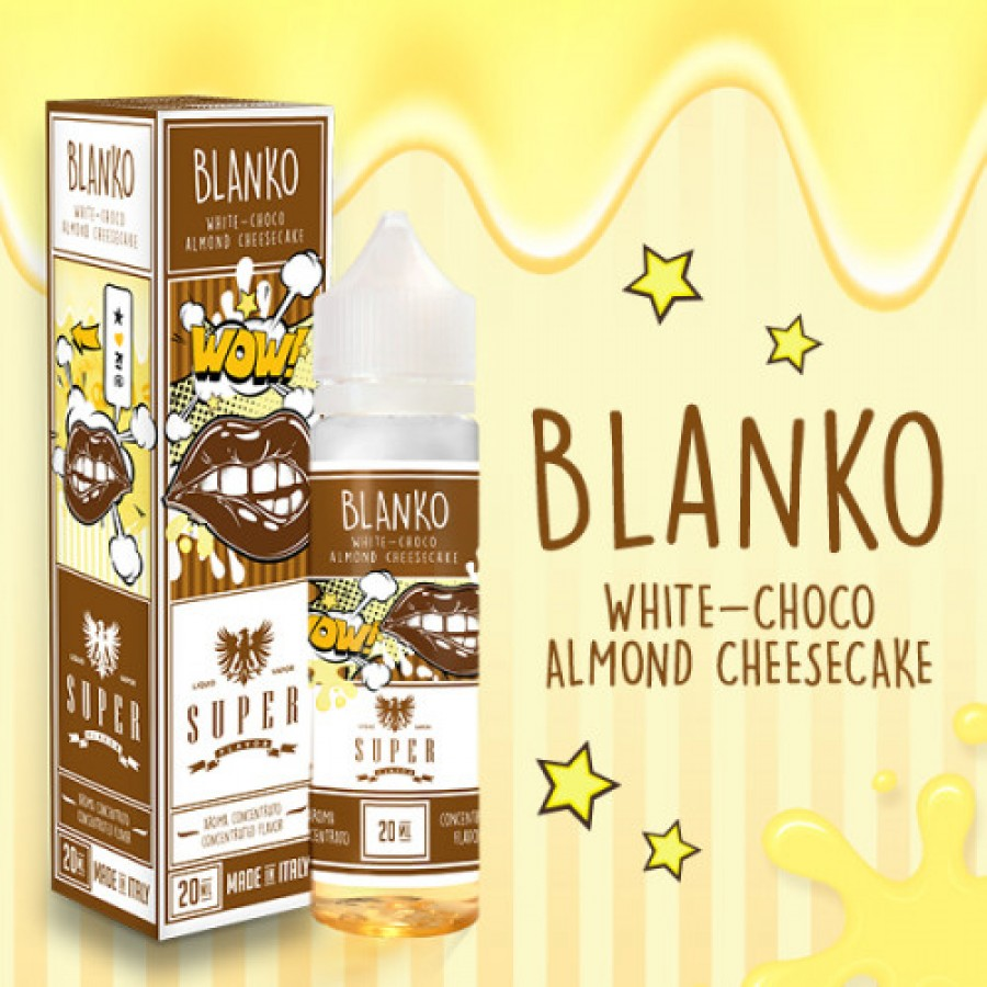 Super Flavor Concentrato 20ml - Blanko