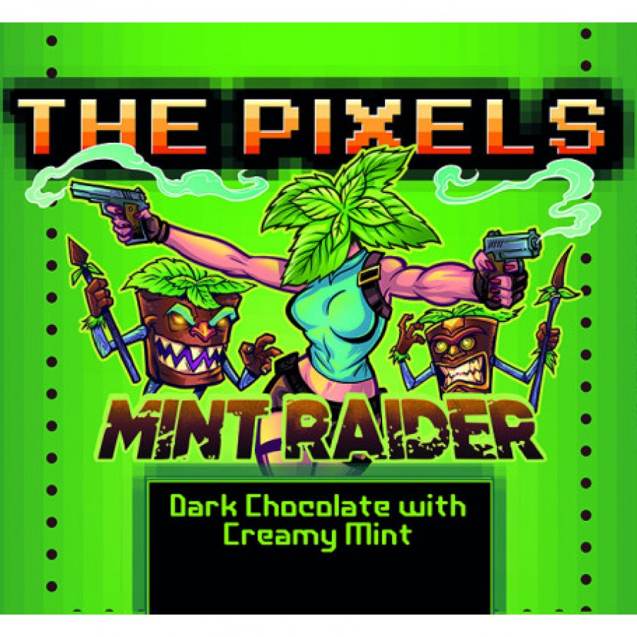 The Pixel Mint Rider