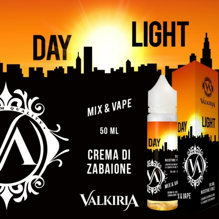 Daylight 50ml Mix Series - Valkiria