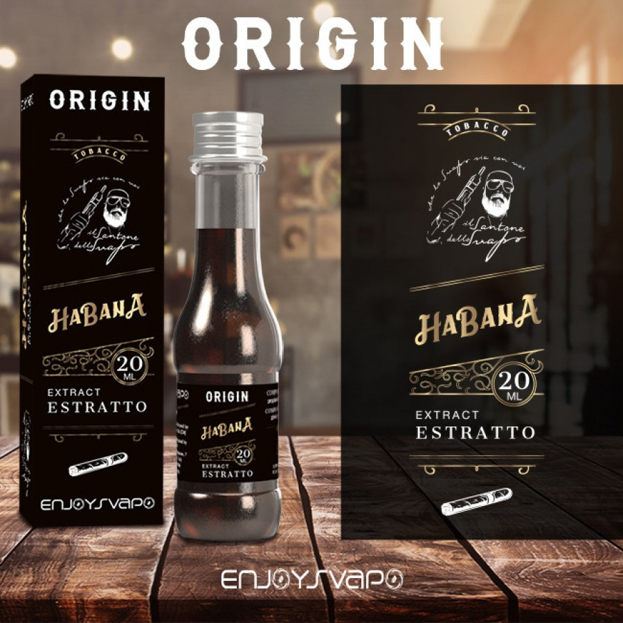 Enjoysvapo Aroma Habana 20ml by Il Santone dello Svapo