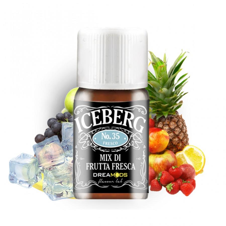 Dreamods -  Iceberg No.35 Aroma Concentrato 10 ml