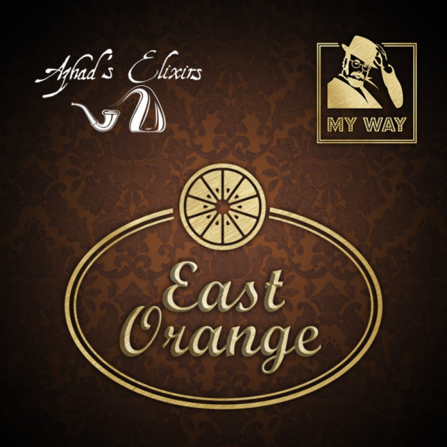 Azhad's Elixirs - Aroma East Orange 10ml