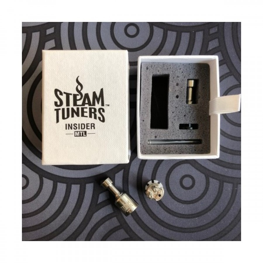 Steam Tuners -  Insider MTL per Billet Box