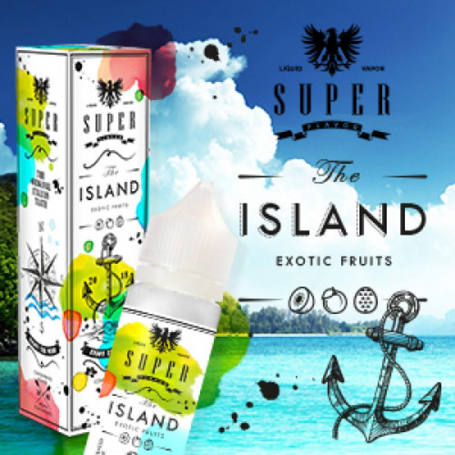 Super Flavor Concentrato 20ml - The Island