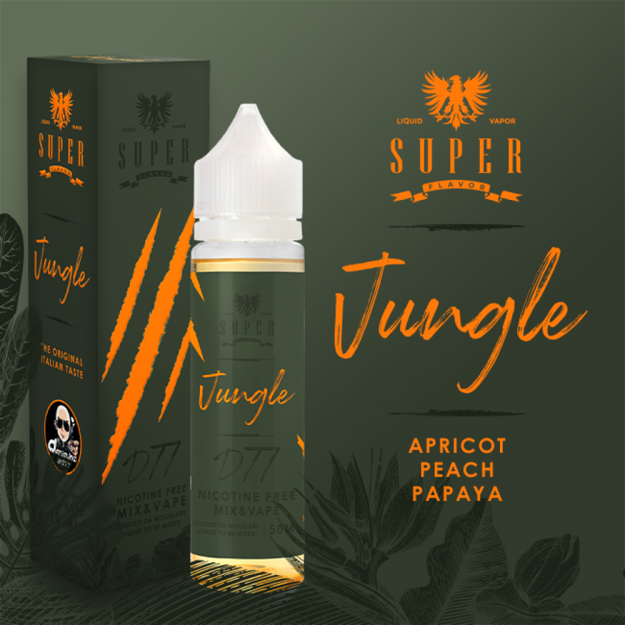 Jungle 50ml Mix Series - Super Flavor