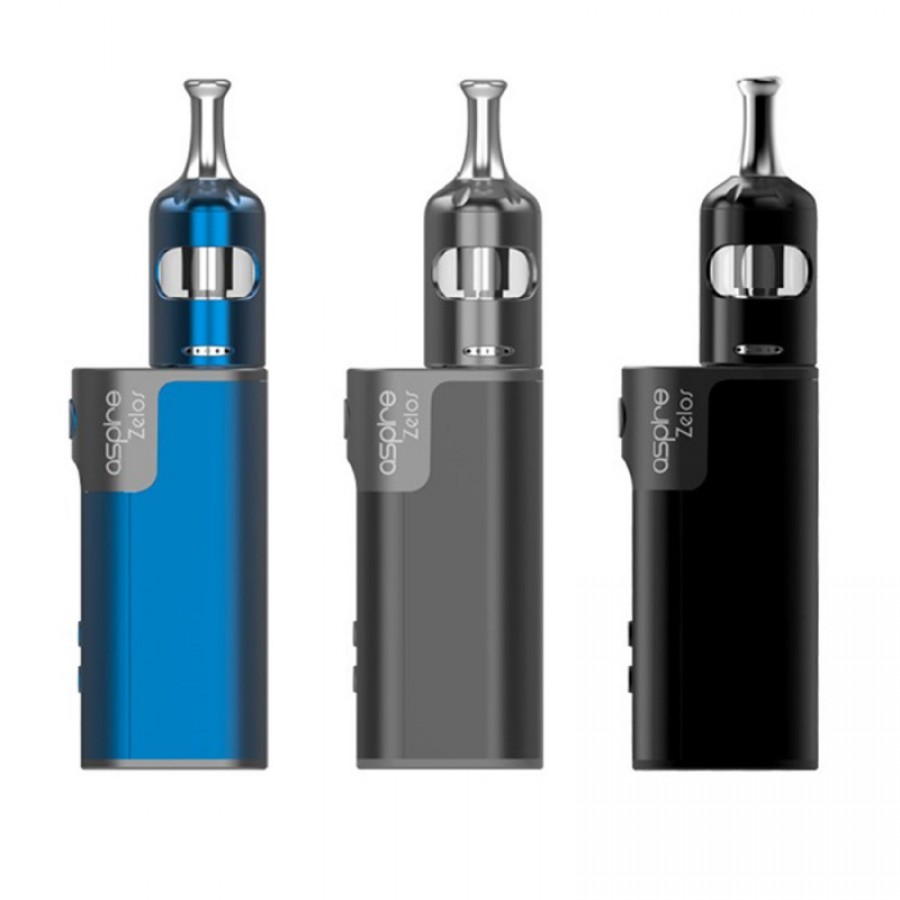 Aspire - Kit Zelos 2 50W + Nautilus 2S 2.6ml
