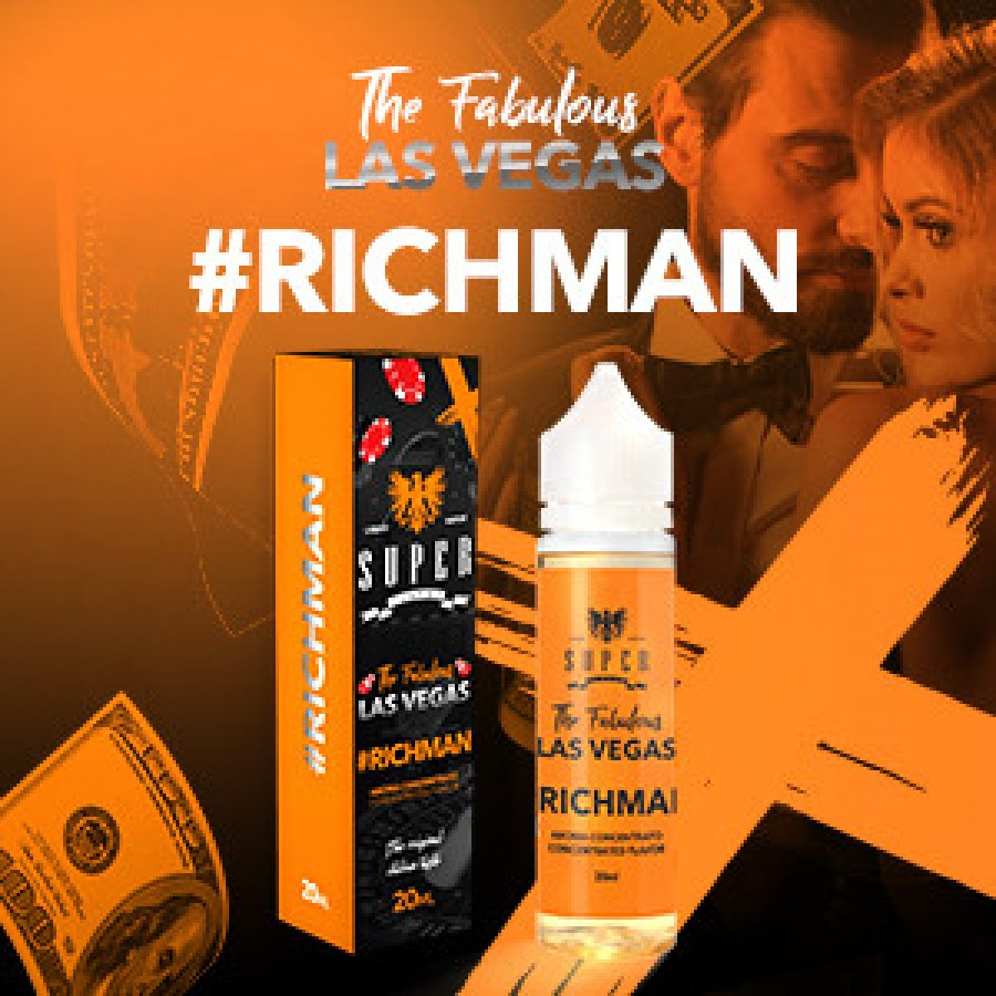 Super Flavor Concentrato 20ml - Richman